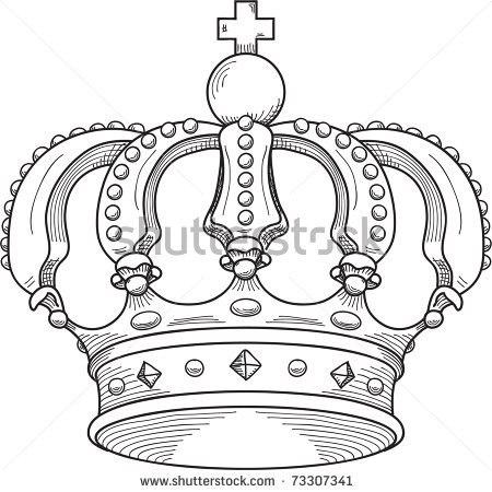 фото тату короны