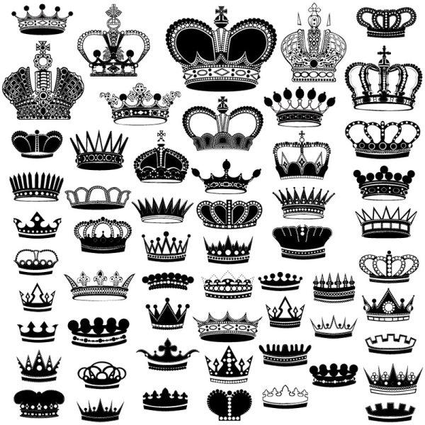 короны татуировки фото